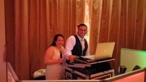 Daniel & Lauren's Wedding DJing