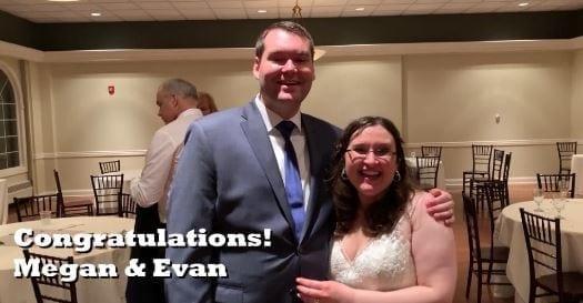Megan & Even's Wedding