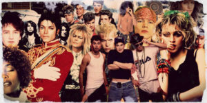 Top 30 Most Requested Songs 1980s